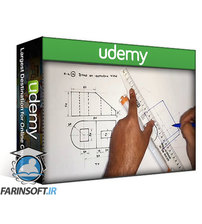 دانلود Udemy Engineering Drawing / Graphics : Hands-on training