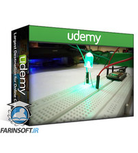 دانلود Udemy ESP8266 for absolute beginner – Arduino alternative 2021