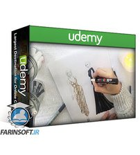 دانلود Udemy Fashion Illustration Essentials : Fashion design