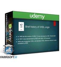 دانلود Udemy Get Started with VHDL Programming: Design Your Own Hardware