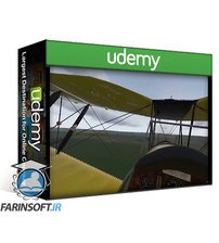 دانلود Udemy How determined are you to be a pilot? Try it first in VR.