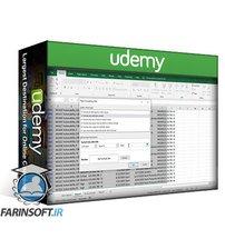 دانلود Udemy Leadership Microsoft Excel skills for business