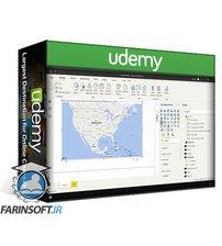 دانلود Udemy Learn Power BI with Real World COVID-19 Dataset
