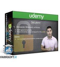 دانلود Udemy Learn Wi-Fi Password Penetration Testing (WEP/WPA/WPA2)