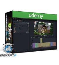 دانلود Udemy Lightworks video editing