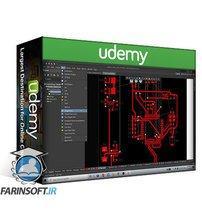 دانلود Udemy LoRa + Atmega328 Weather Station in Altium Designer