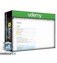 دانلود Udemy Mailchimp Autoresponder Email List Building