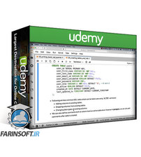 دانلود Udemy Mastering SQL using Postgresql