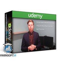 دانلود Udemy Microsoft Power Apps Foundations A-Z