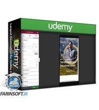 دانلود Udemy Modern WordPress Websites 2021 | Elementor & Adobe Photoshop