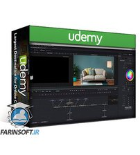 دانلود Udemy Mographplus – The Ultimate Introduction to Arnold 6 For Cinema 4D