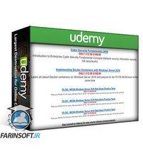 دانلود Udemy MS Cybersecurity Pro Track: Enterprise Security Fundamentals