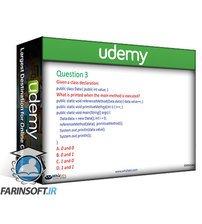 دانلود Udemy Oracle Java SE 8 Certification – OCAJP Preparation course