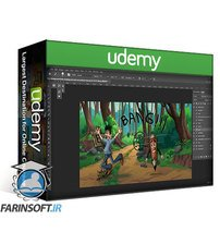 دانلود Udemy Painting Digital Characters for Animation and Game-industry