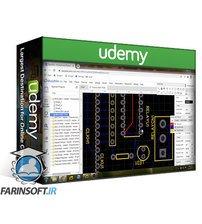 دانلود Udemy PCB Design+PCB for Microcontroller System using EasyEDA Tool