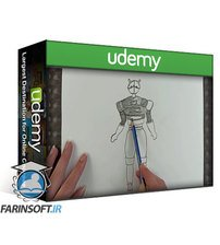 دانلود Udemy Pencil Drawing Masterclass for Beginners: Cartoon Characters