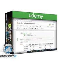 دانلود Udemy Practical Project on Data Science Implementation with Python