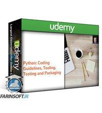 دانلود Udemy Python: Coding Guideline, Tooling, Unit Testing and Packages