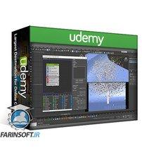دانلود Udemy Redefinefx – tyFlow Basecamp A Beginner 3D Simulation Course