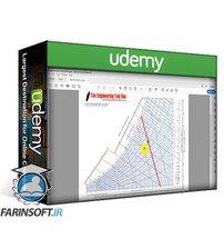 دانلود Udemy Refrigeration & Air conditioning – Design and calculation