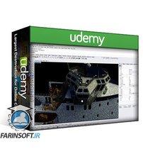 دانلود Udemy Rhino 3D V6 ( or V5 ) Level 2 Ship Surfacing