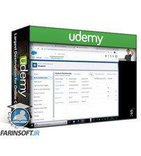 دانلود Udemy Salesforce Admin & Platform App Builder For Beginners
