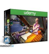 دانلود Udemy Selecting 3D Printing Materials