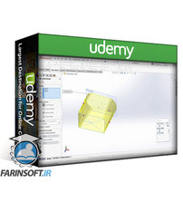 دانلود Udemy Solidworks Sheet Metal