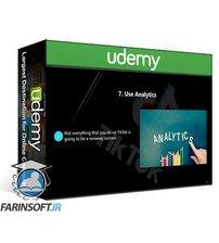 دانلود Udemy TikTok Marketing – Grow Account & Expand Business