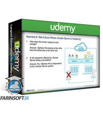 دانلود Udemy Vmware vSAN 6.7 Deploy and Manage