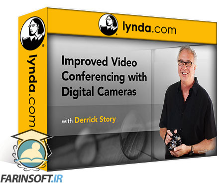 دانلود lynda Improved Video Conferencing with Digital Cameras