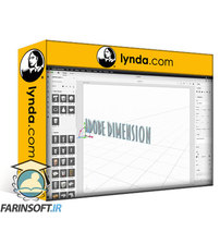 دانلود lynda Adobe Dimension Essential Training: The Basics