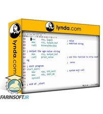 دانلود lynda Advanced C Programming: Integrating C and Assembly Language