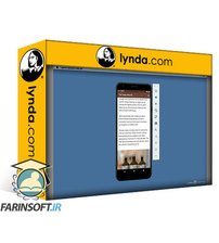 دانلود lynda Android Development Essential Training: 3 Navigation