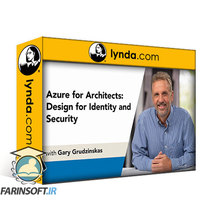 دانلود lynda Azure for Architects: Design for Identity and Security