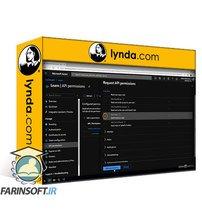 دانلود lynda Azure for Developers: Authenticating to Azure Services Using the Microsoft Identity Platform