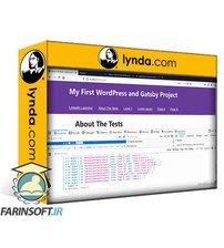 دانلود lynda Building a Headless WordPress Site with Gatsby
