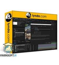 دانلود lynda Cinema 4D R23 Essential Training: VFX