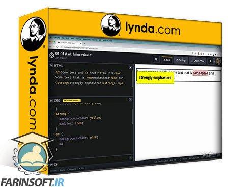 دانلود lynda CSS: Display