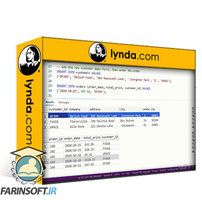 دانلود lynda Database Foundations: Data Structures