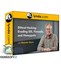 دانلود lynda Ethical Hacking: Evading IDS, Firewalls, and Honeypots