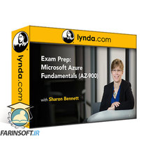 دانلود lynda Exam Prep: Microsoft Azure Fundamentals (AZ-900)