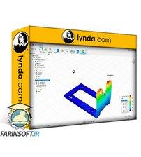دانلود lynda Fusion 360: Simulation