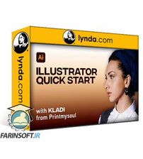 دانلود lynda Illustrator 2021 Quick Start