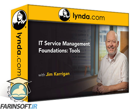 دانلود lynda IT Service Management Foundations: Tools