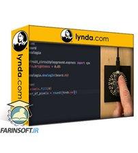دانلود lynda Learning CircuitPython with Circuit Playground Express