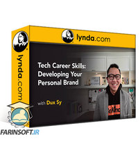 دانلود lynda Tech Career Skills: Developing Your Personal Brand