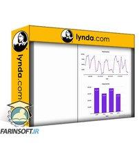 دانلود lynda Marketing Analytics: Presenting Digital Marketing Data