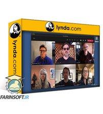 دانلود lynda Microsoft Teams Essential Training