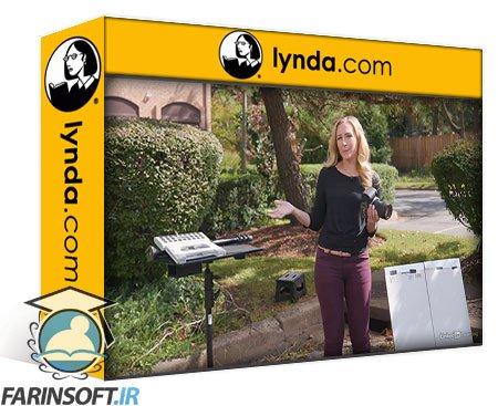 دانلود lynda On-the-Spot Business Headshots